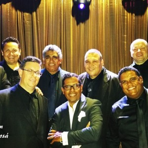 Phil Robinson & Sonora Pa Gosa - Salsa Band in Chino Hills, California