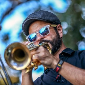 Phil Rodriguez, Professional Trumpeter - Trumpet Player / Brass Musician in Amherst, Massachusetts