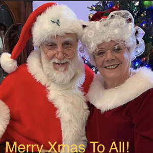 Virtual Santa Sterling 2020 - Santa Claus / Mrs. Claus in Monroe Township, New Jersey