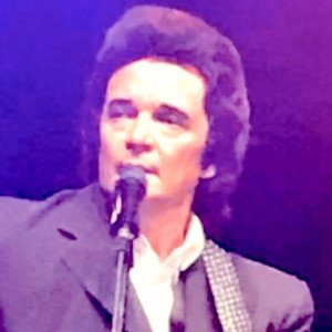 Philip Bauer as Johnny Cash - Johnny Cash Impersonator / Tribute Artist in Oklahoma City, Oklahoma