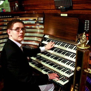 Philip Fillion, Organist and Pianist - Organist in Auburn, New York