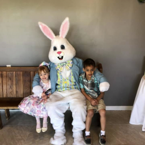 Phill Cottontail - Easter Bunny in Pennsville, New Jersey