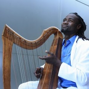 Phillip King - Harpist in Santa Monica, California
