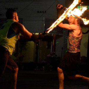 Phlox Kansas - Fire Performer / Event Planner in Wichita, Kansas