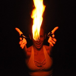 Phoebe Flows - Fire Dancer / LED Performer in Portland, Maine