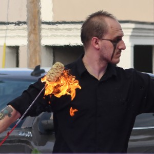 Phoenix Drako Aguilar - Fire Performer / Interactive Performer in Louisville, Kentucky
