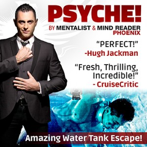 Phoenix - Mind Reader / Hypnotist in Tampa, Florida