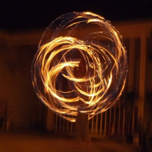 PhoenixFusion - Fire Dancer in Ladys Island, South Carolina