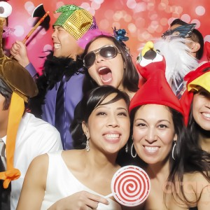 Photo Booth Rental Services - Photo Booths / Wedding Entertainment in Los Angeles, California