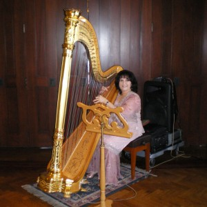 Phyllis Platt - Harpist in Kansas City, Missouri