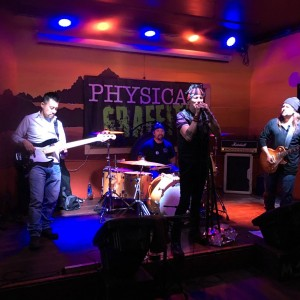 Physical Graffiti - Tribute Band in Pacifica, California