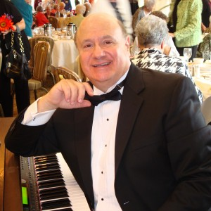 Pianist for Events, Fred Yacono - Pianist / 1950s Era Entertainment in Minneapolis, Minnesota