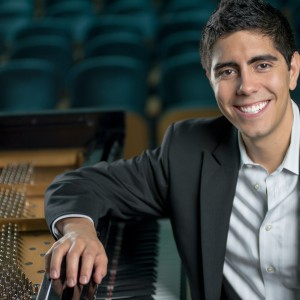 Pianist Josh Espinoza - Pianist / Big Band in Columbia, Maryland