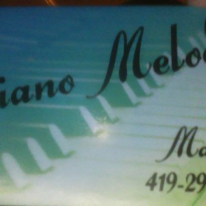 Piano Melodies - Jazz Pianist / Keyboard Player in Lima, Ohio