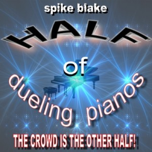 Half of Dueling Pianos Show - Party Band / Halloween Party Entertainment in Kansas City, Missouri