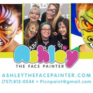 Pic-N-Paint Face and Body Art - Face Painter / Outdoor Party Entertainment in Hampton, Virginia