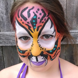 Picasso Parties - Face Painter / Outdoor Party Entertainment in West Haven, Connecticut