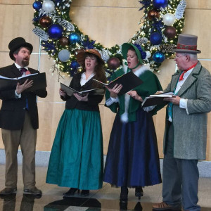 Piccola Carolers - Christmas Carolers in Bay Area, California