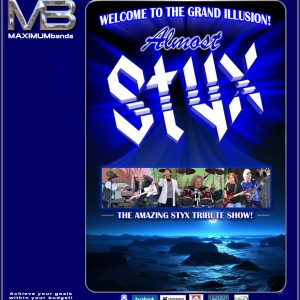 Pieces of Syx - Styx Tribute Band / Classic Rock Band in New Port Richey, Florida