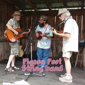 Pigeon Post String Band - Americana Band in Chittenango, New York