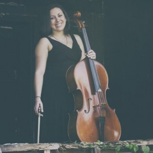 Pilar Suter - Cellist in Seattle, Washington