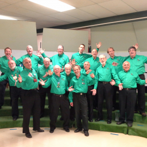 Pine Barons Barbershop Chorus - A Cappella Group in Cherry Hill, New Jersey