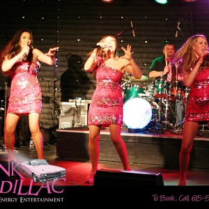 Pink Cadillac - Wedding Band / Top 40 Band in Nashville, Tennessee