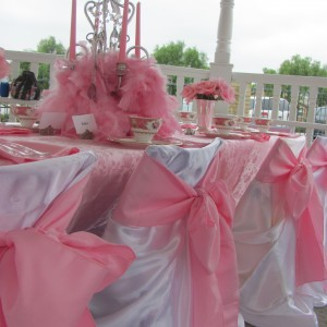 Pink Frosting Parties - Princess Party in Orange County, California