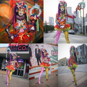 Pink Pit Bull Productions - Face Painter / Body Painter in Bullard, Texas
