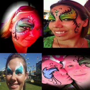 Pink Tent Children's Fun Events & Fundraisers - Face Painter / Carnival Games Company in Tell City, Indiana