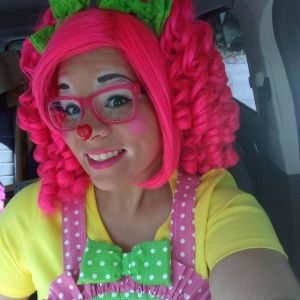 Pinky Rosa - Face Painter in Reading, Pennsylvania
