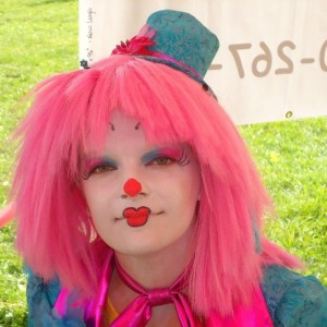 Pinky the Clown - Face Painter / Halloween Party Entertainment in Toronto, Ontario