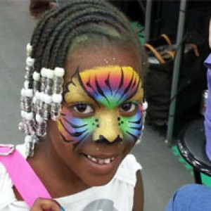 Pinwheel Express - Face Painter in Louisville, Kentucky