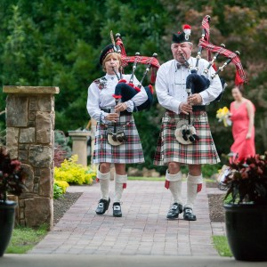 Pipe Major Andy Simpson - Bagpiper in Wilmington, North Carolina