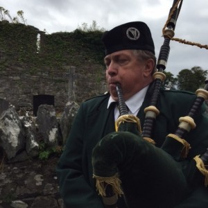 Pipe Major Roger Gamache - Bagpiper / Funeral Music in Mashpee, Massachusetts