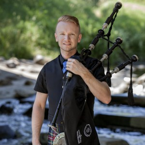 Piper in the Burg - Bagpiper / Celtic Music in Kitchener, Ontario