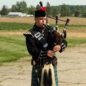Piper Of Kintore - Bagpiper in Kintore, Ontario