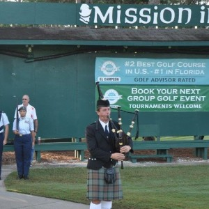 Pipin' Fla - Bagpiper / Celtic Music in Orlando, Florida