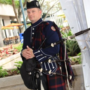 Piping by Tony - Bagpiper / Funeral Music in Ellenton, Florida