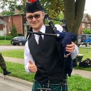 Piping Hot Fitzpatrick - Bagpiper - Bagpiper / Celtic Music in Uxbridge, Ontario