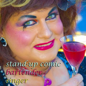 Pippi Lovestocking - Stand-Up Comedian in San Francisco, California