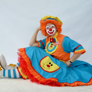 Pipsqueak the Clown - Clown in Plattsburgh, New York