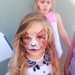 Pirate Ink Face paint / Airbrush Tattoos - Face Painter / College Entertainment in Harvey, Louisiana