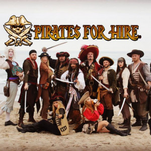 Pirates for Hire - Pirate Entertainment in Los Angeles, California