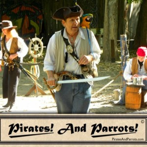 Pirates And Parrots - Pirate Entertainment / Animal Entertainment in Olathe, Kansas