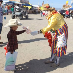 Pismo The Clown - Clown / Carnival Games Company in San Luis Obispo, California