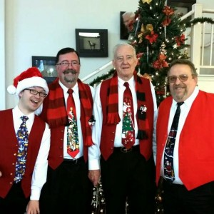 Pitch Blend Quartet - Barbershop Quartet in Akron, Ohio