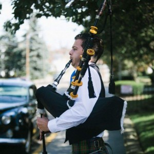 Ryan Praskovich, Bagpiper - Bagpiper in Columbus, Ohio