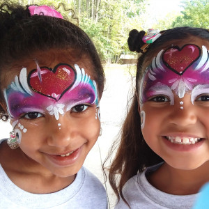 Pixie and Luna - Face Painter in Decatur, Georgia