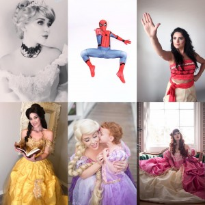 Pixie Dust Co LLC - Princess Party in Colorado Springs, Colorado